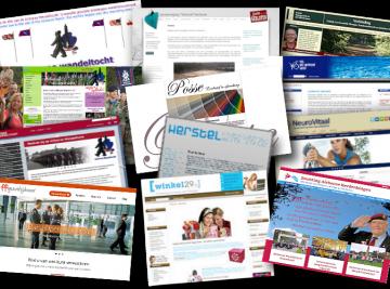 Websites door Pocket Design